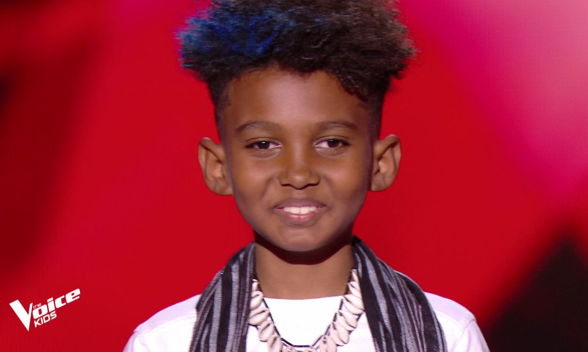 The Voice Kids – Soan chante « La pli y vé tombé » de Jean-Claude Viadère