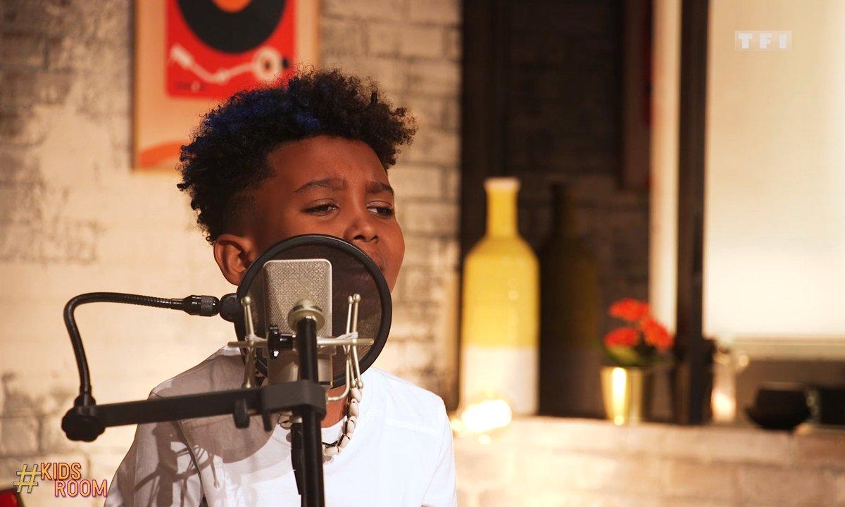 The Voice Kids : Soan chante « Comme un fils » de Corneille