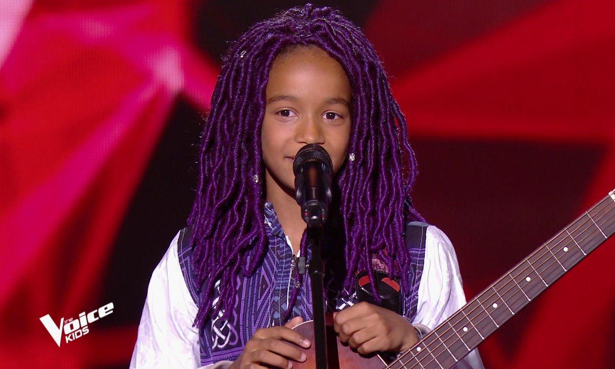 The Voice Kids - Talima chante « Tajabone » d'Ismaël Lô