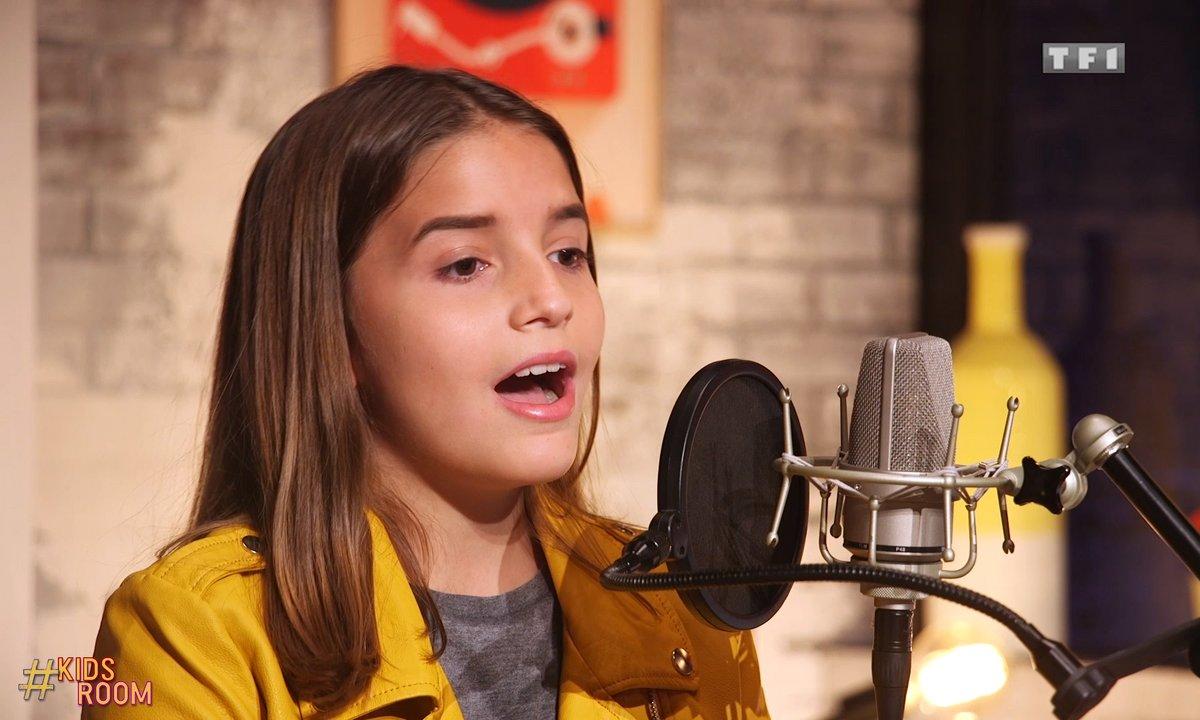 "The Voice Kids : Valéria chante ""Love on the brain"" de Rihanna"
