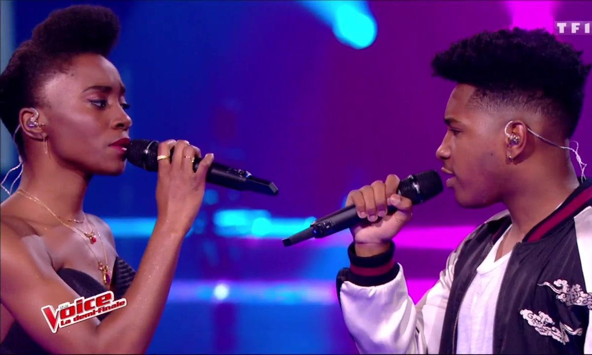 Lisandro Cuxi et Ann-Shirley - « Without You » (David Guetta feat. Usher) (Direct 3 – Saison 6)