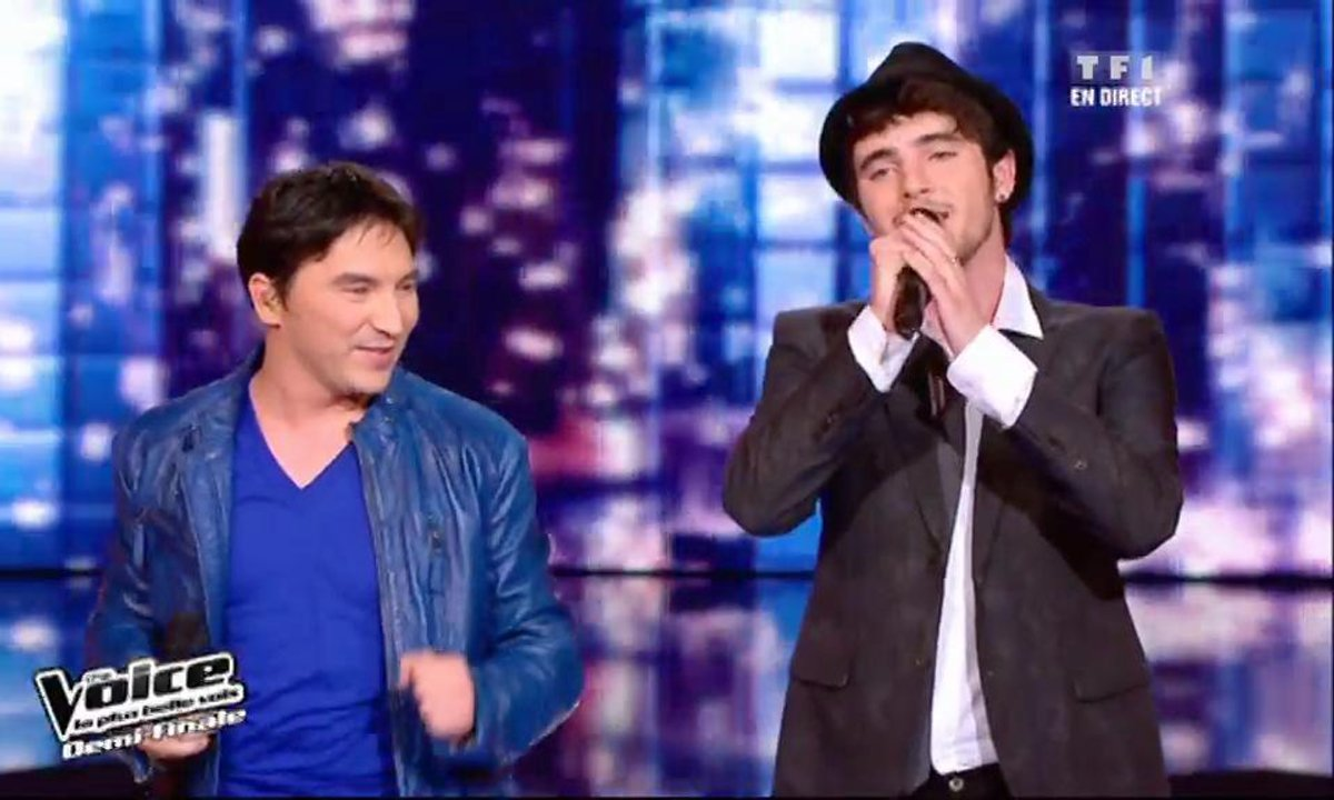 Louis Delort & Atef Sedkaoui - Say Say Say (Paul McCartney & Michael Jackson) (saison 01)
