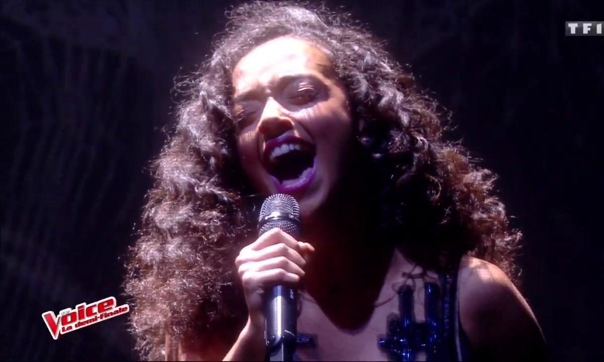 Lucie – « Halo » (Beyoncé) - (Direct 3 – Saison 6)