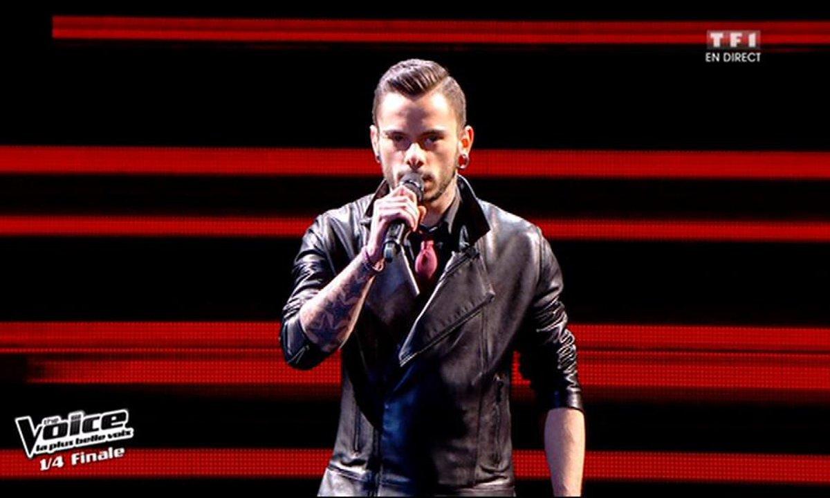 Maximilien Philippe - The Show Must Go On (Queen) (saison 03)