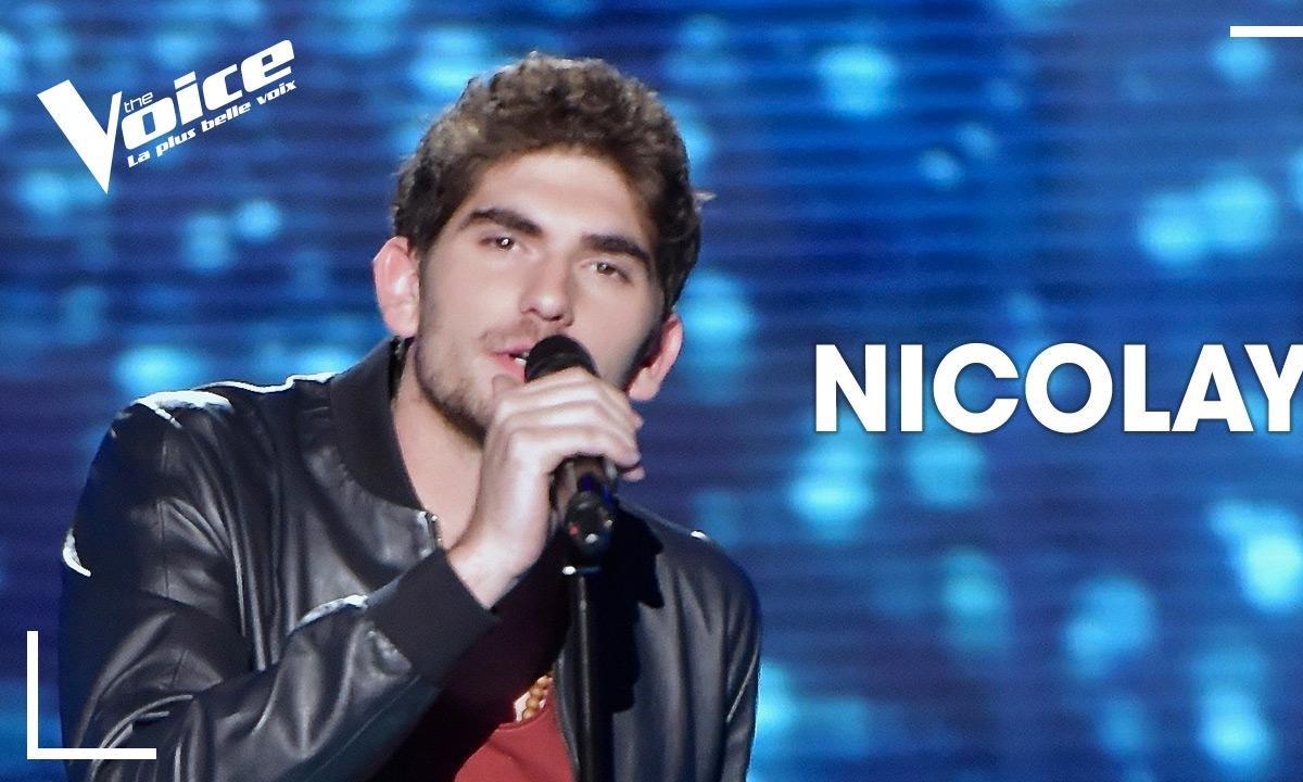 "Nicolay Sanson - ""Sorry Angel"" (Serge Gainsbourg)"