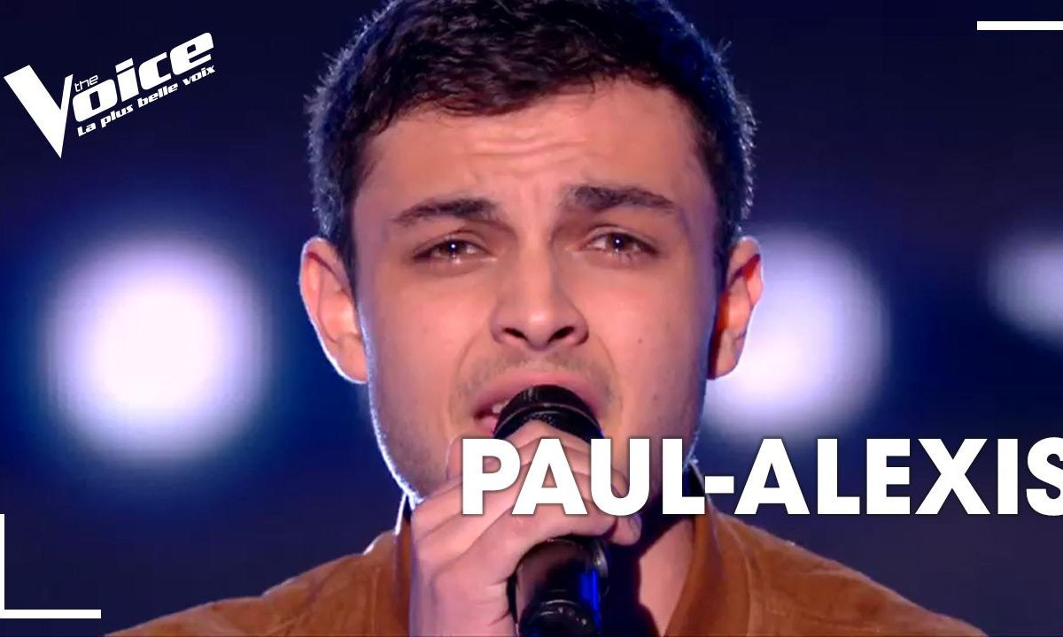 Paul-Alexis – Je ne sais pas (Céline Dion)