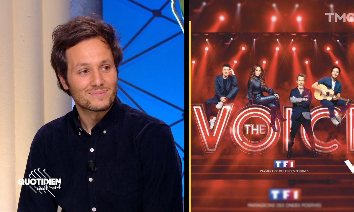 The Voice: pourquoi Vianney n'a pas dit oui tout de suite
