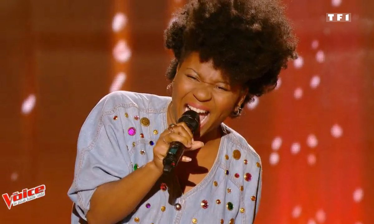 Shaby - « Natural Woman » (Aretha Franklin) – (Saison 6)