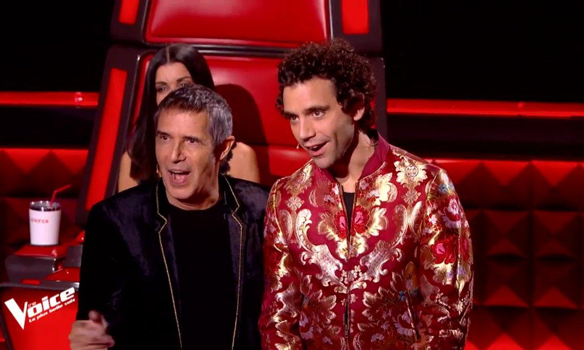 SURPRISE ! Julien Clerc parle verlan 🤣 « Qué-blo Mika … » Et tac !🤣