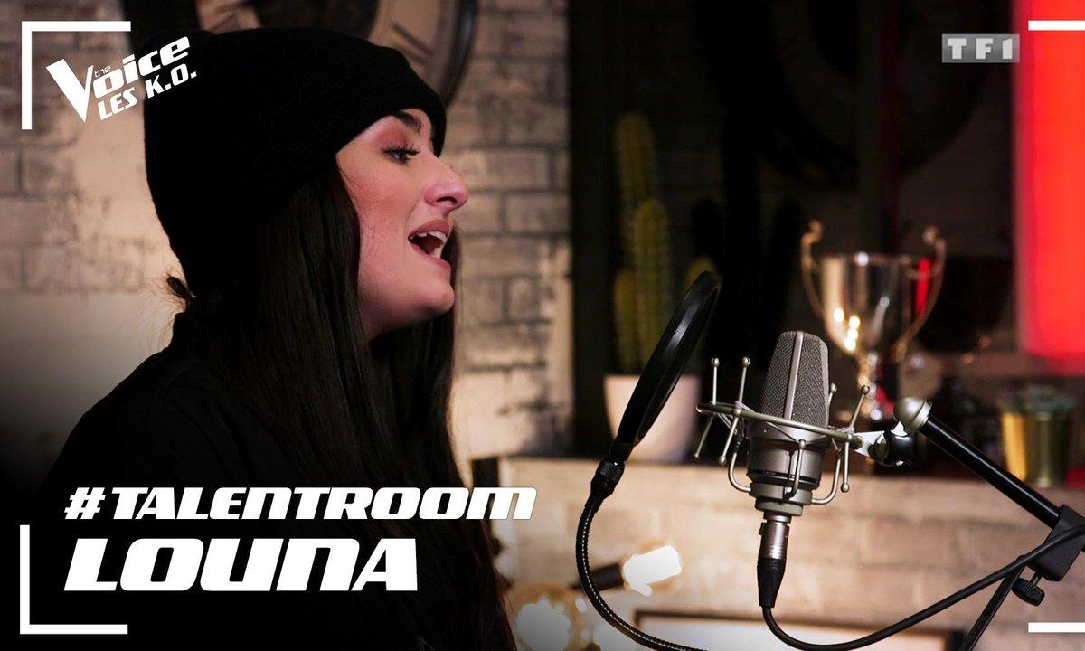 #TALENTROOM  - Louna : Demi Lovato  - « Stone Cold »