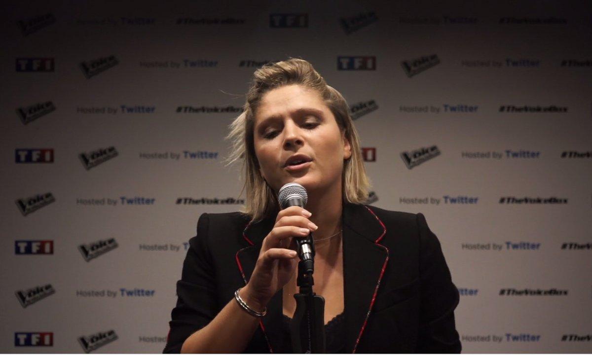 The Voice Box Cannes : Le casting de Stephanie Impoco – Mercy – Duffy