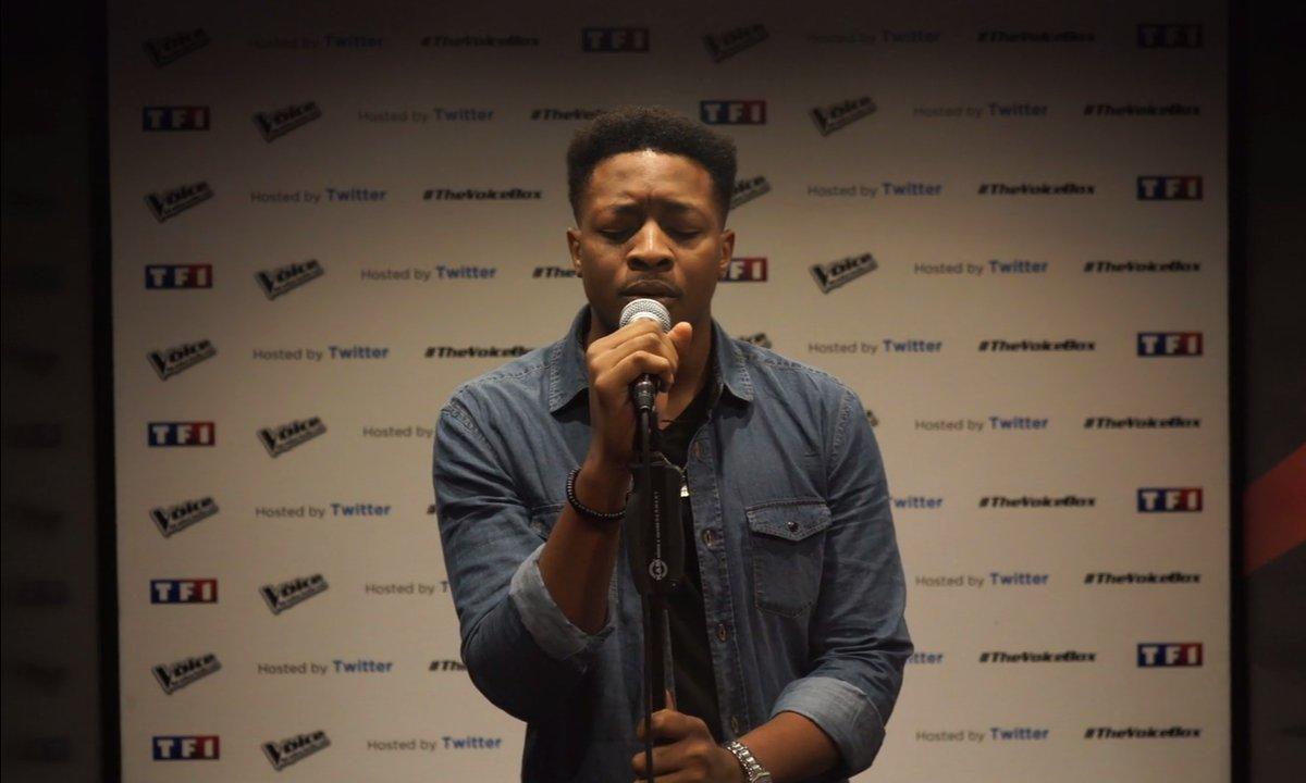 The Voice Box Marseille: Le casting de John Ogah – Hallelujah  – Jeff Buckley