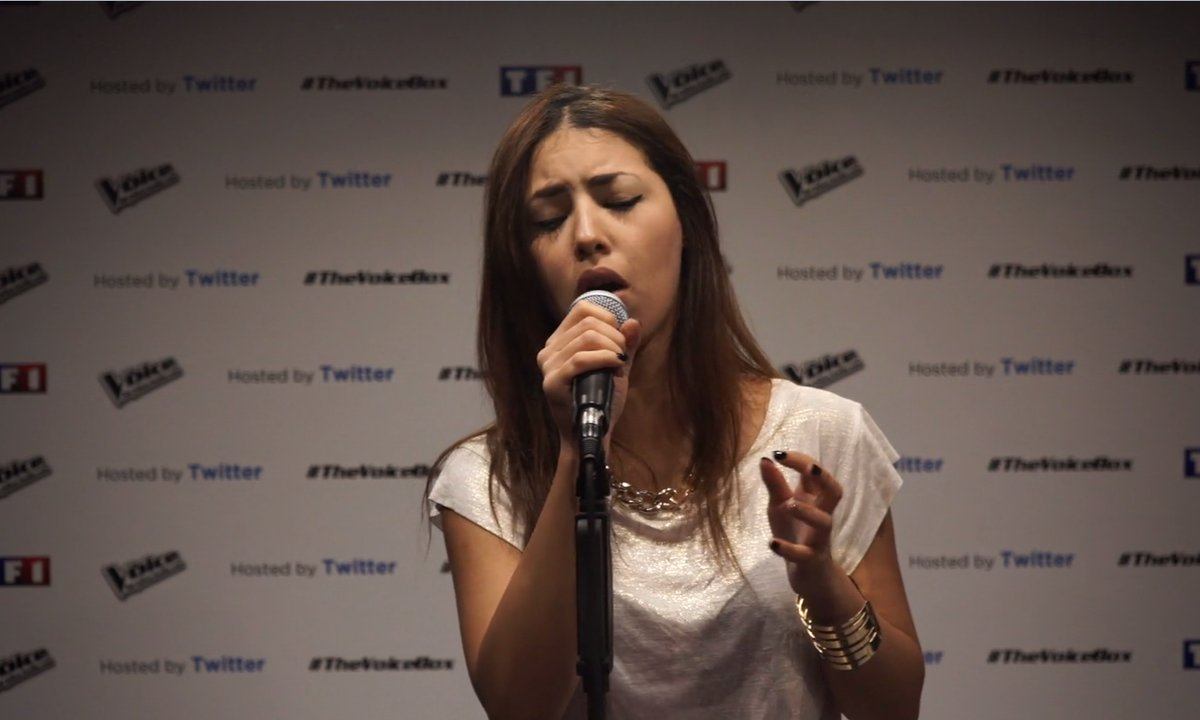 The Voice Box Marseille : le casting de Yasmin Aloui – Rolling in the deep  - Adèle