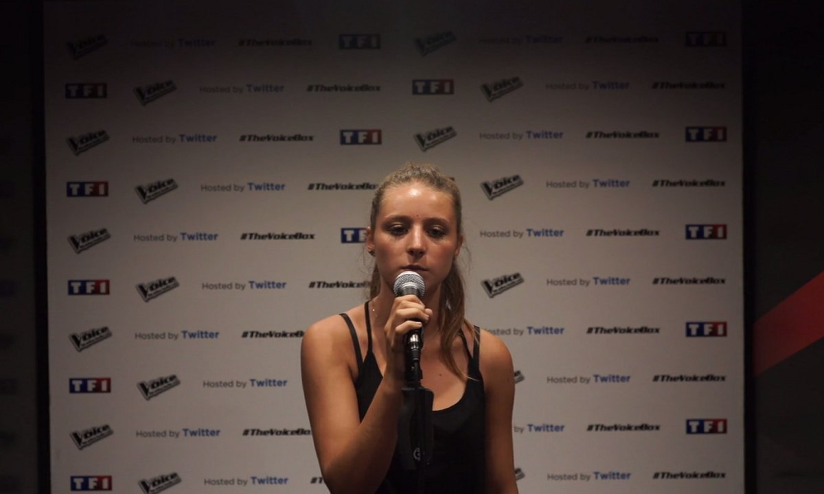 The Voice Box Paris : Le casting d'Estelle Bernaud - Radioactive - Imagine Dragons