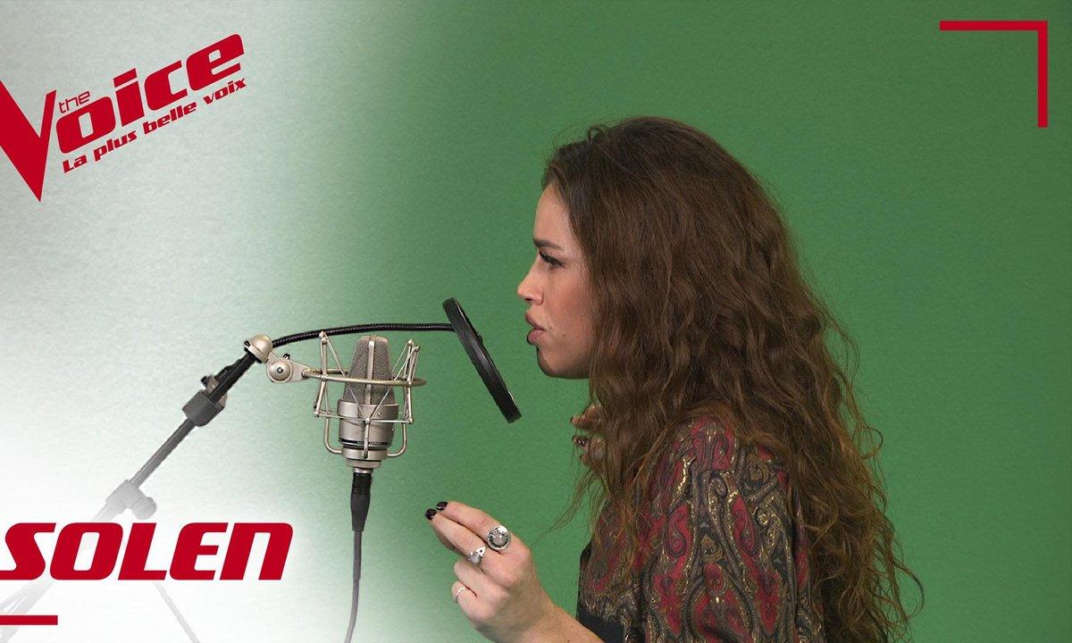 "La Vox des talents : Solen Shawen  - ""No roots"" - Alice Merton"