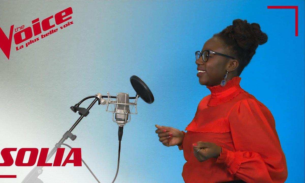"La Vox des talents : Solia - ""Freedom"" (Georges Michael)"