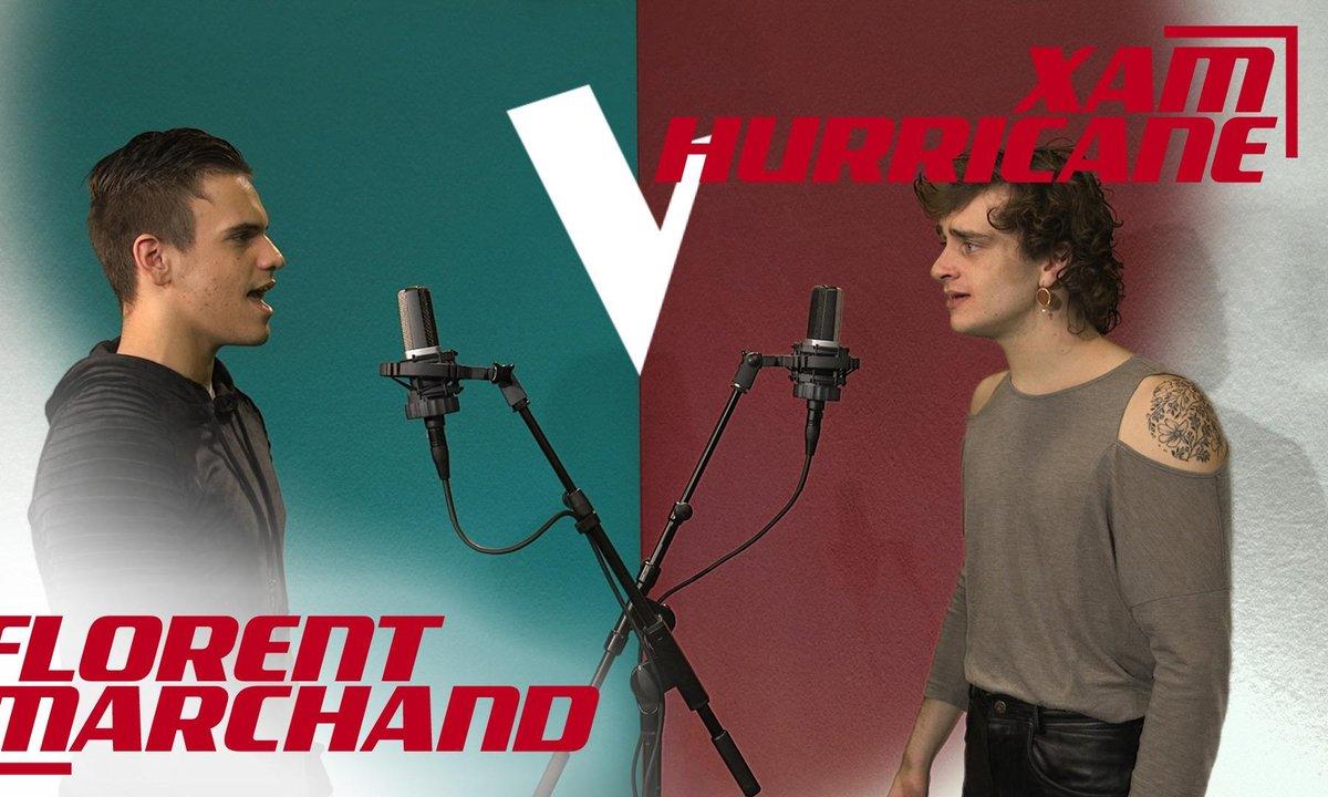 La Vox des talents : Florent marchand vs Xam Hurricane | Lettre à France | Michel Polnareff