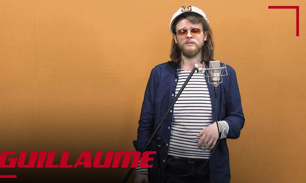 La Vox des talents : Guillaume | Love Boat Theme