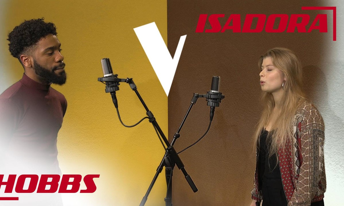 La Vox des talents : Isadora vs Hobbs | To make you feel my love | Adele