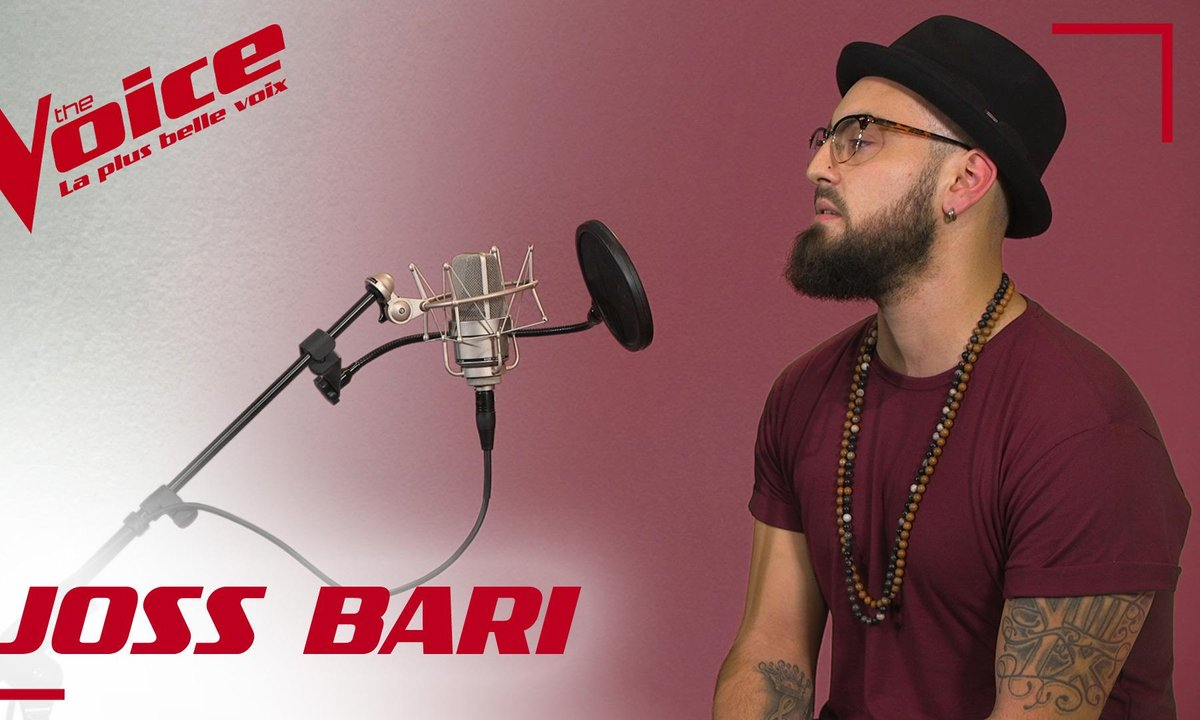 La Vox des talents : Joss Bari - Down on my knees (Ayo)