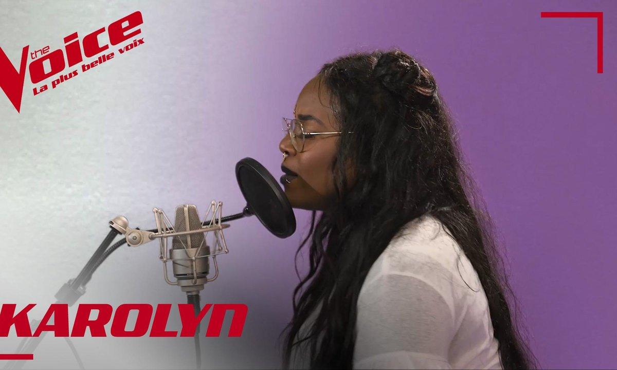 "La Vox des talents : Karolyn - ""RNB 2 Rue"" (Matt Houston)"