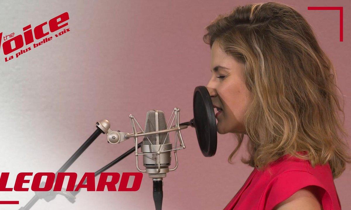 """La Vox des talents : Leonard - """"La vie en rose"""" (Edith Piaf)"""
