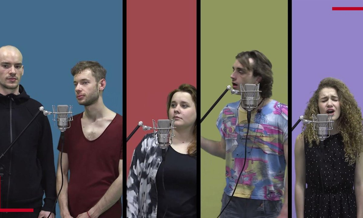 La Vox des talents : Lucie   Pascal Obispo   Ecco, Kriill, Betty Patural, Xam Hurricane