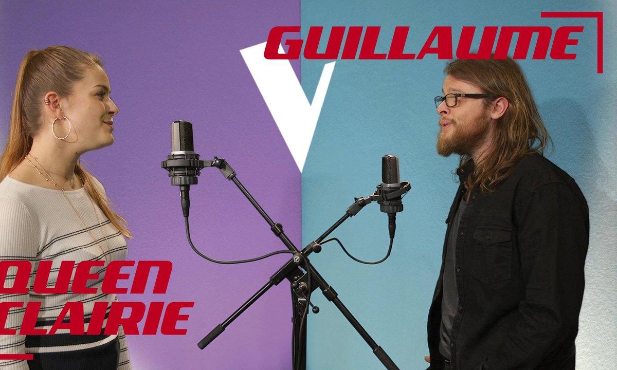La Vox des talents : Queen clairie vs Guillaume   La tendresse   Bourvil