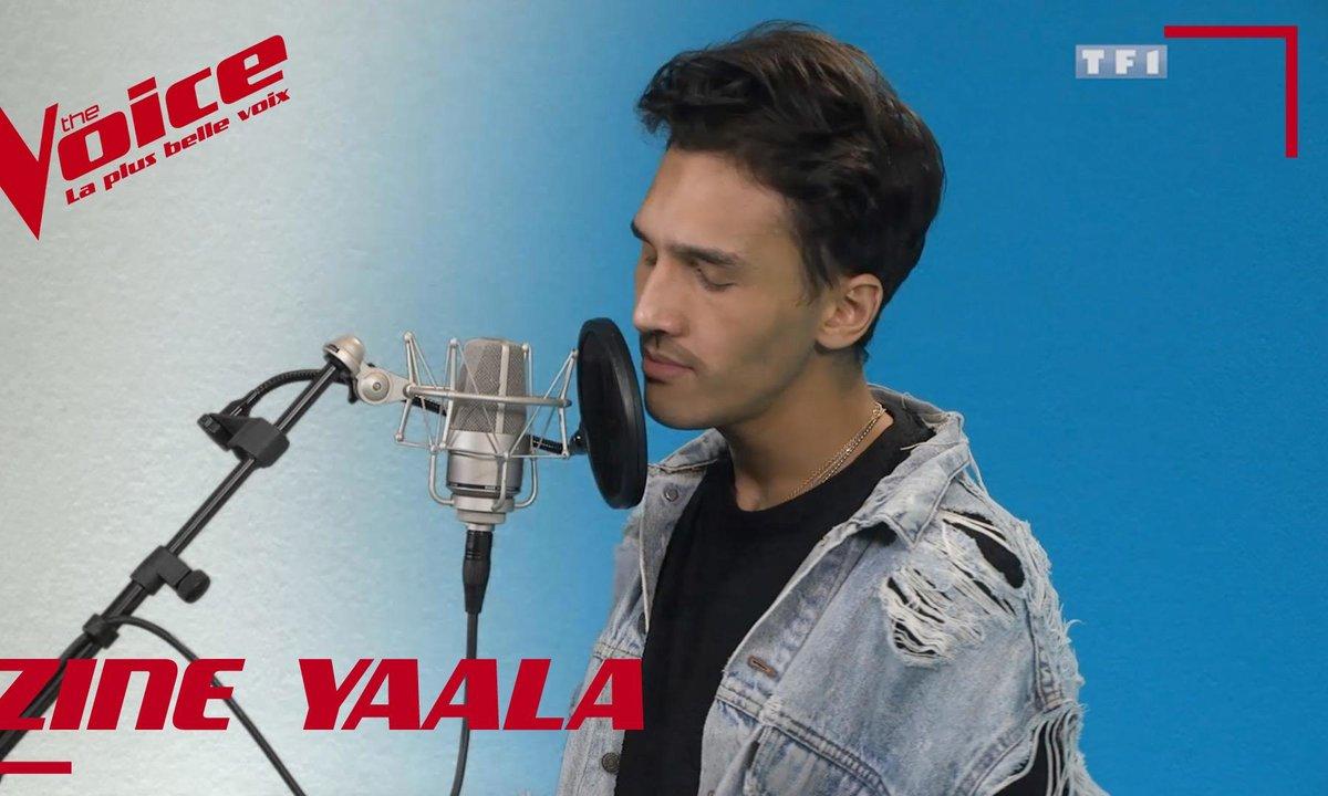 "La Vox des talents : Zine Yaala - ""Let me love You""  (Mario)"