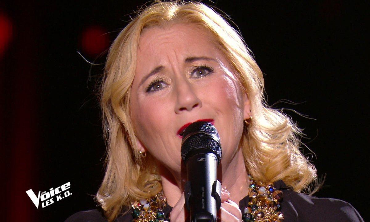 "The Voice 2021 – Anik chante ""Tout"" de Lara Fabian (KO)"