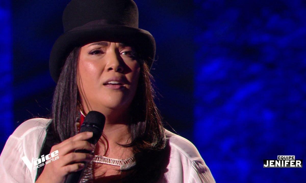 "The Voice All Stars – Amalya chante ""Anyone"" de Demi Lovato (Cross Battles)"