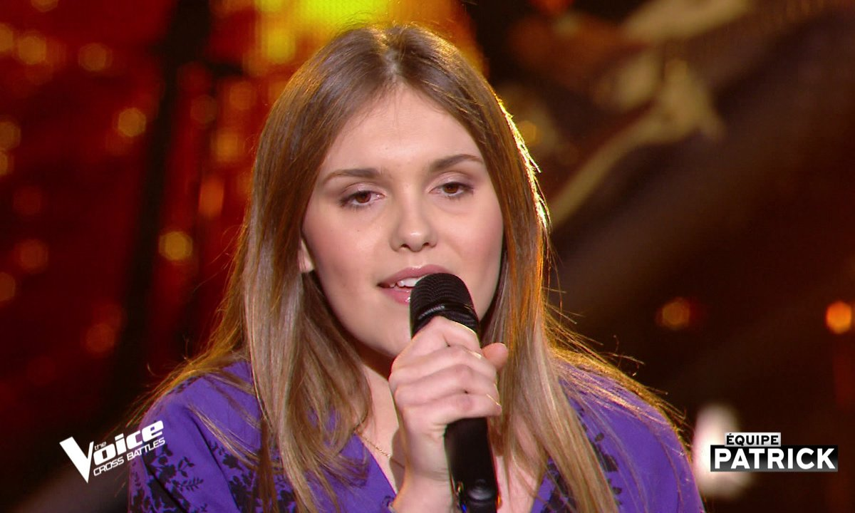 """The Voice All Stars – Cassidy chante """"Natural Woman"""" d'Aretha Franklin (Cross Battles)"""