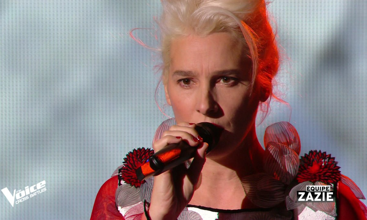 "The Voice All Stars – Demi-Mondaine chante ""Bang Bang"" de Nancy Sinatra (Cross Battles)"