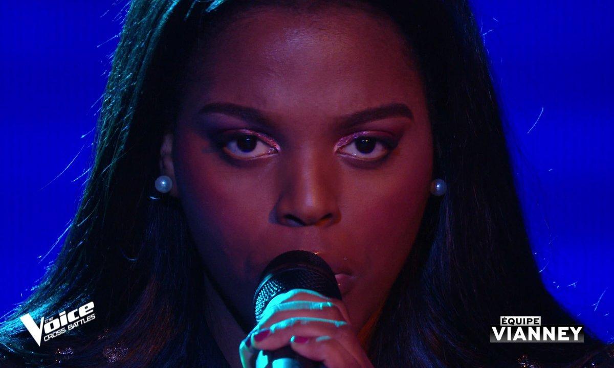 "The Voice 2021 – Mentissa chante ""Chandelier"" de Sia (Cross Battles)"