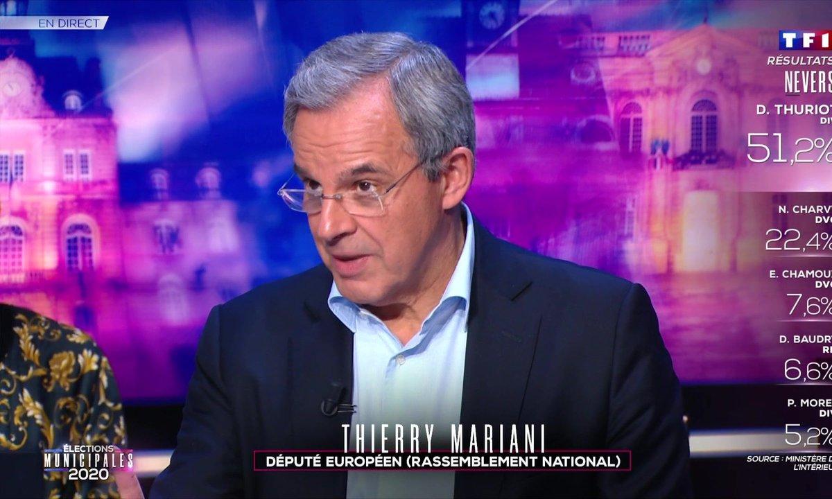 """Thierry Mariani : """"Les élections ne peuvent pas se dérouler jusqu'à leur terme dans un tel climat"""""""