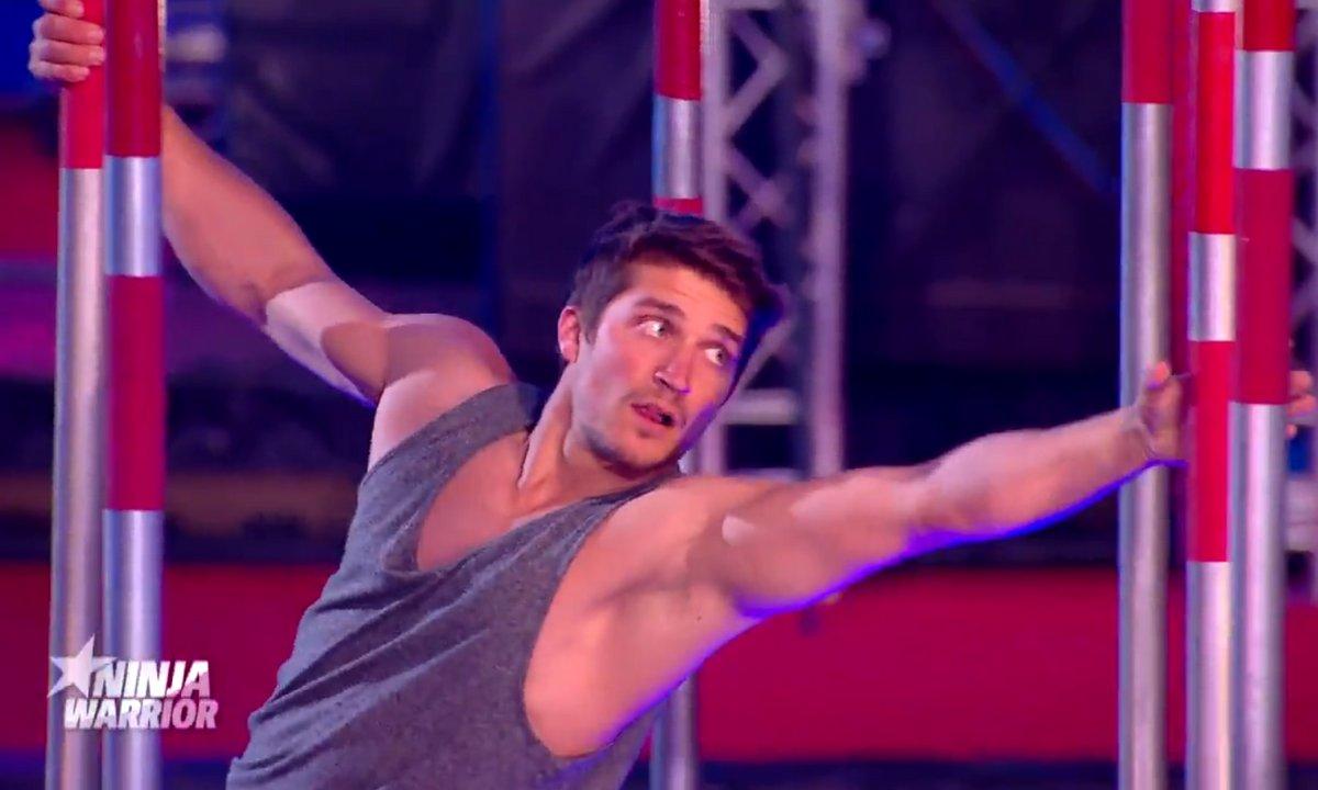 Thomas Ballet, Celib, mais pas pour longtemps – Ninja Warrior