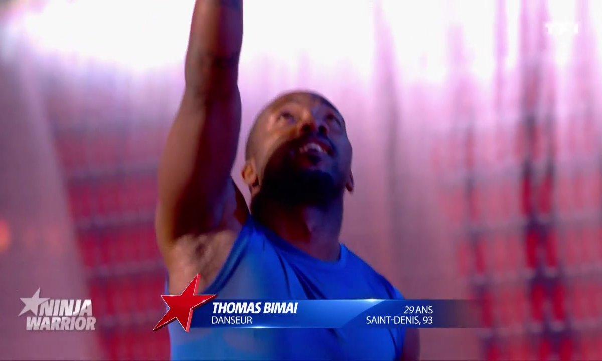 Le parcours hommage du danseur Thomas Bimai