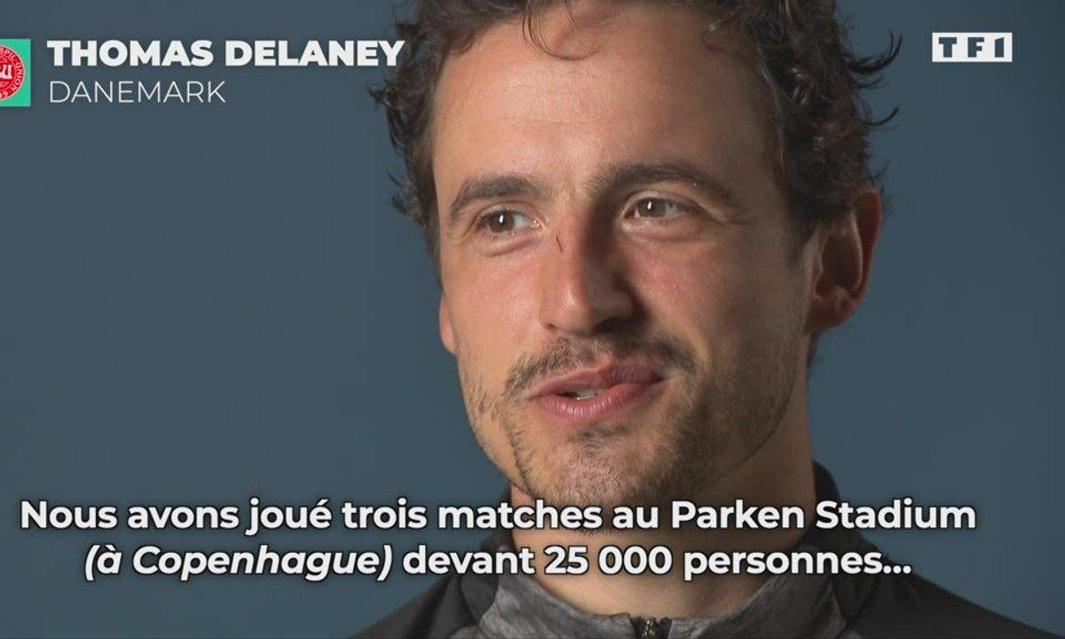 """Thomas Delaney (Danemark) : """"Notre groupe est meilleur"""""""