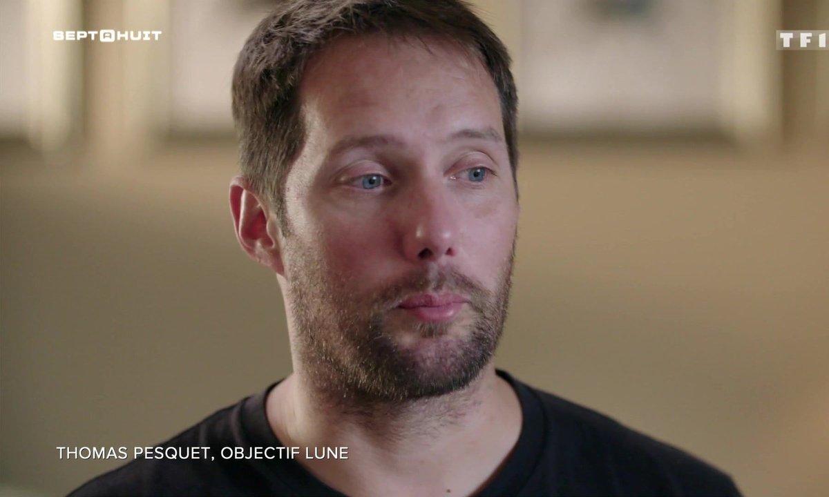 Thomas Pesquet ambitionne d'aller sur la Lune
