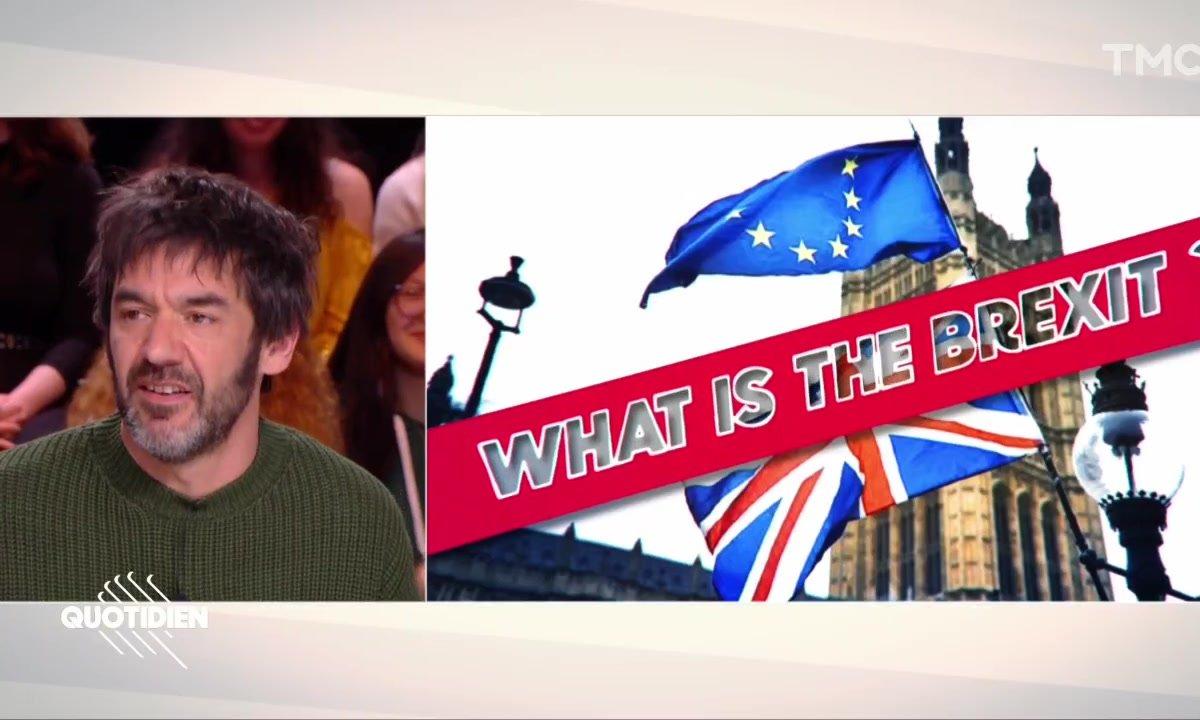 Thomas VDB explique l'actu : le Brexit