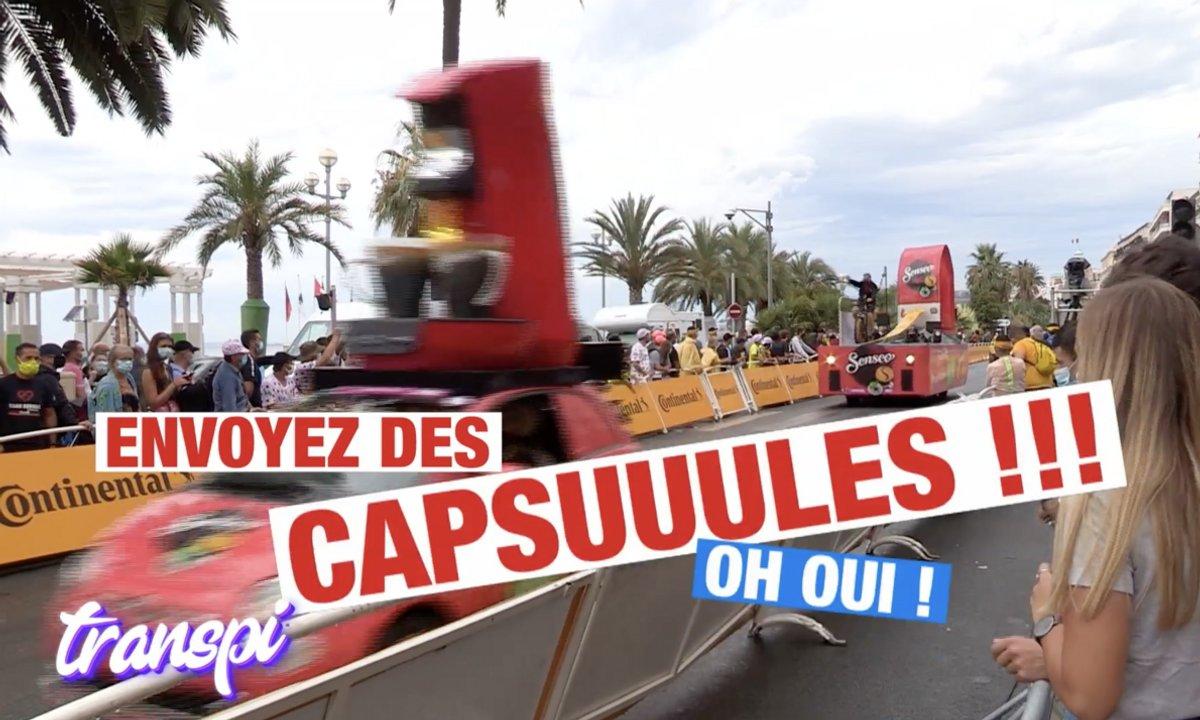 Le Transpi XXL : Tour de France, Jojo le clown, amour et pastis en bord de route