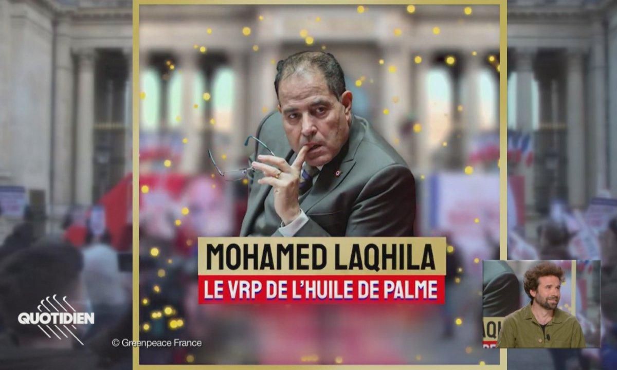 """Mohamed Laqhila, le député LREM déclaré """"boulet du climat"""" pour son soutien à Total"""