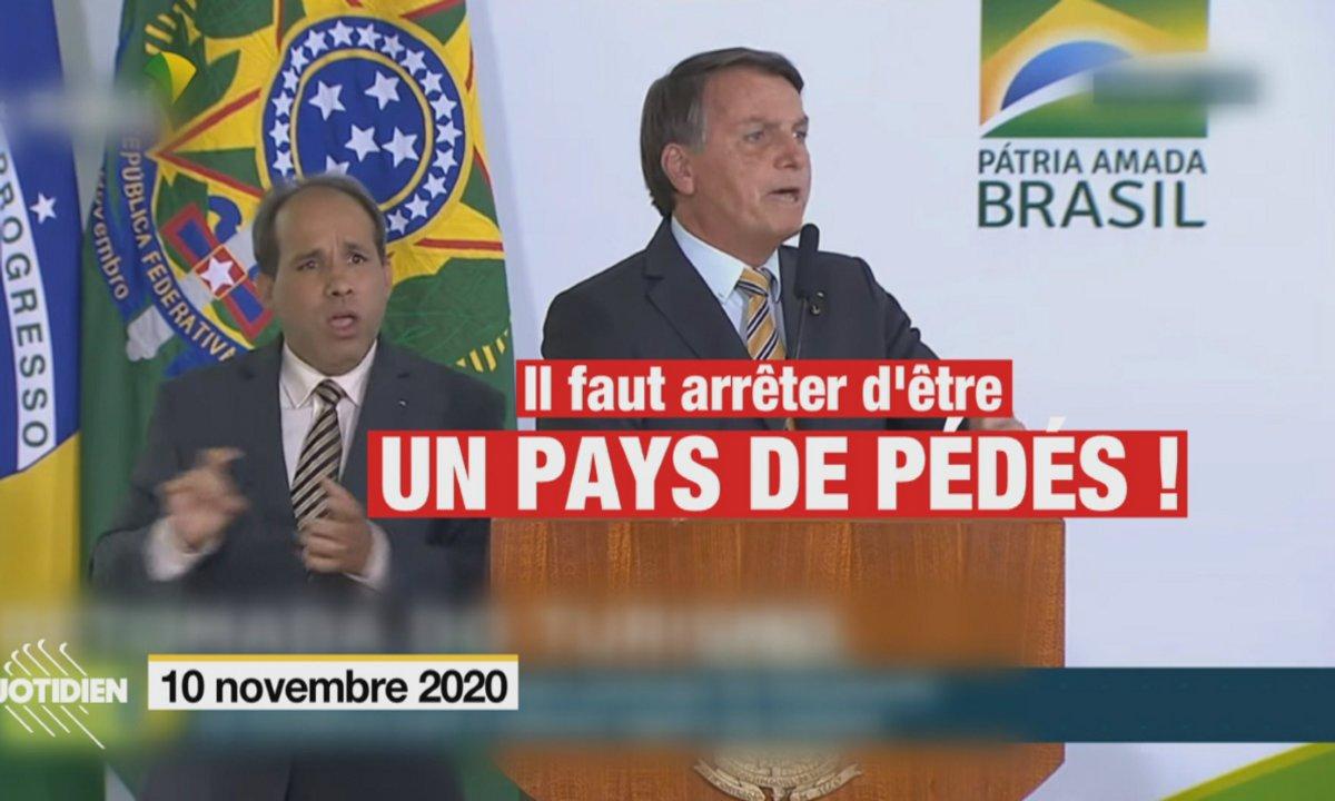 """Le Brésil face au Covid : """"Le seul endroit où je suis en sécurité, c'est dans mon jardin"""""""