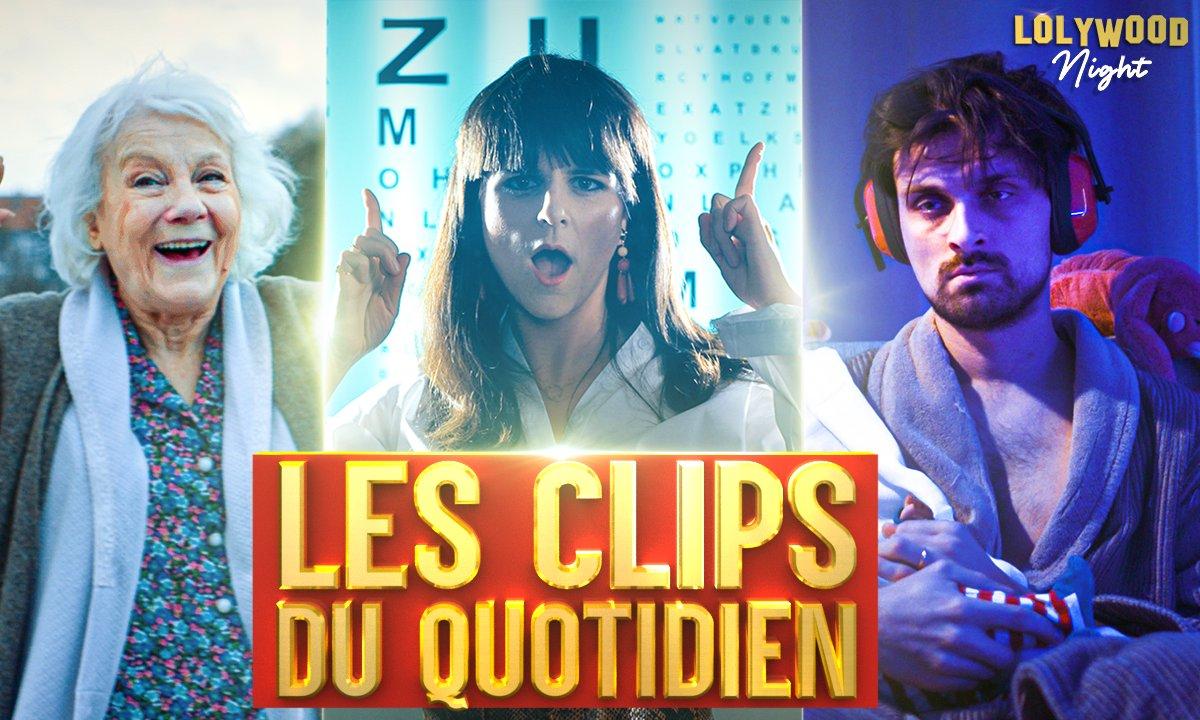 Les clips du Quotidien – Partie 1 : Angèle, Despacito et Clara Luciani