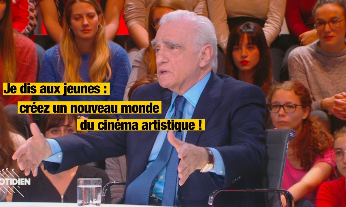 Invité : la masterclass de Martin Scorsese