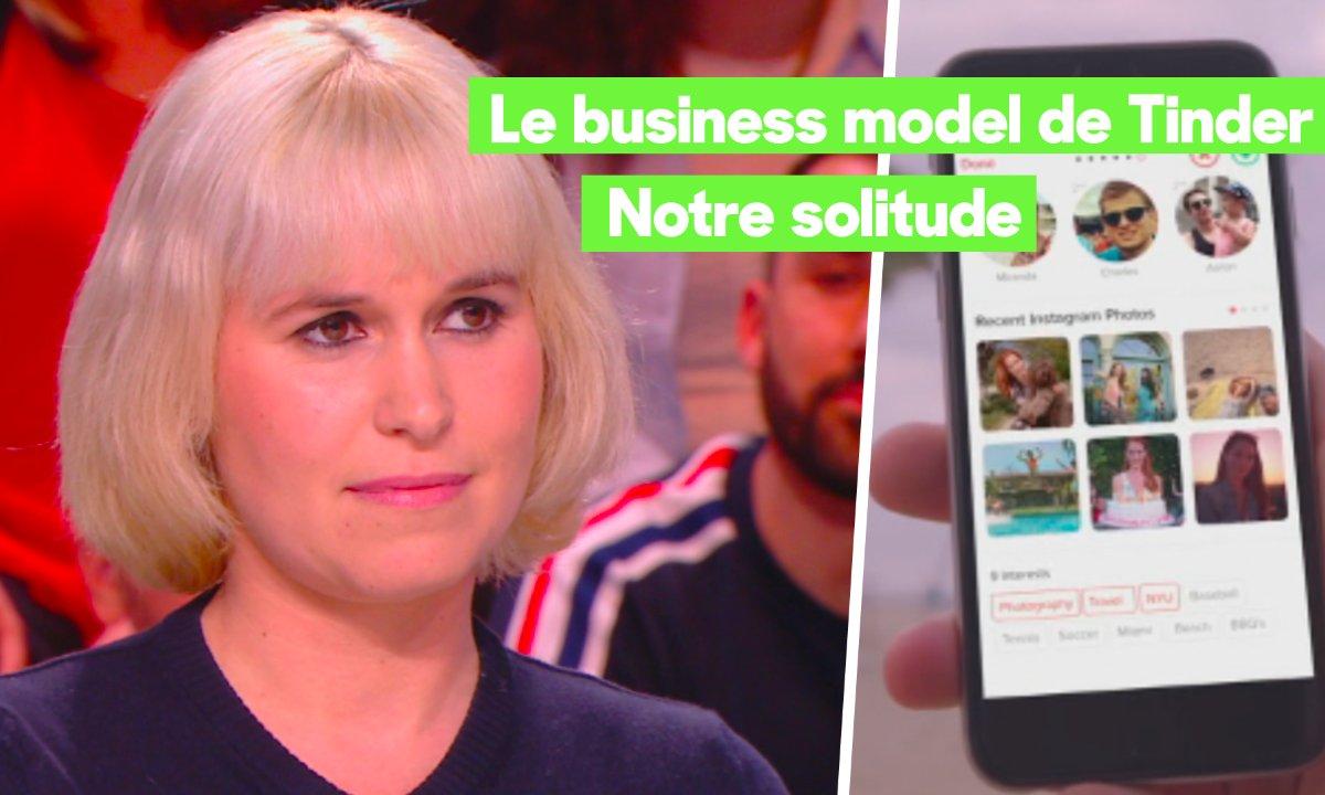 """Invitée : Judith Duportail, pour """"L'amour sous algorithme"""", la grande enquête sur Tinder"""