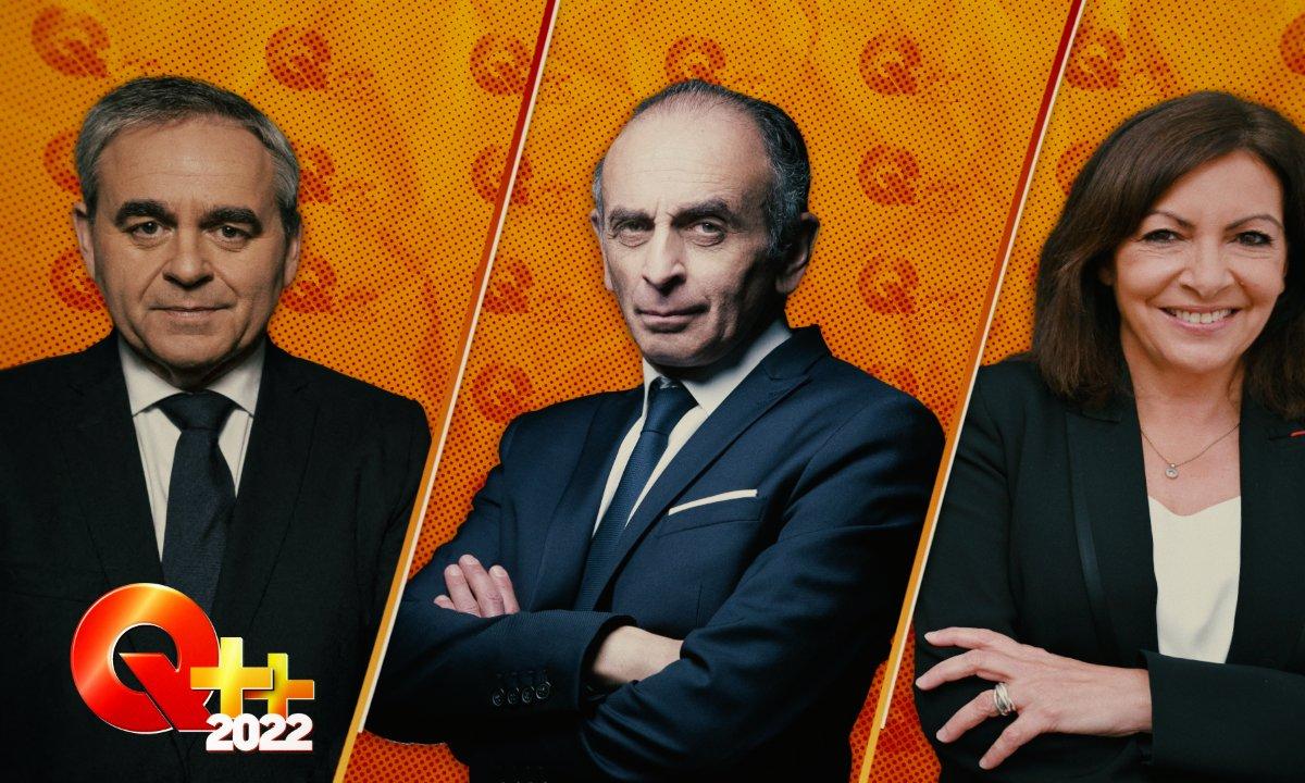 Quotidien ++ 2022 : Bertrand rassembleur, Zemmour maître du tempo, Hidalgo décroche
