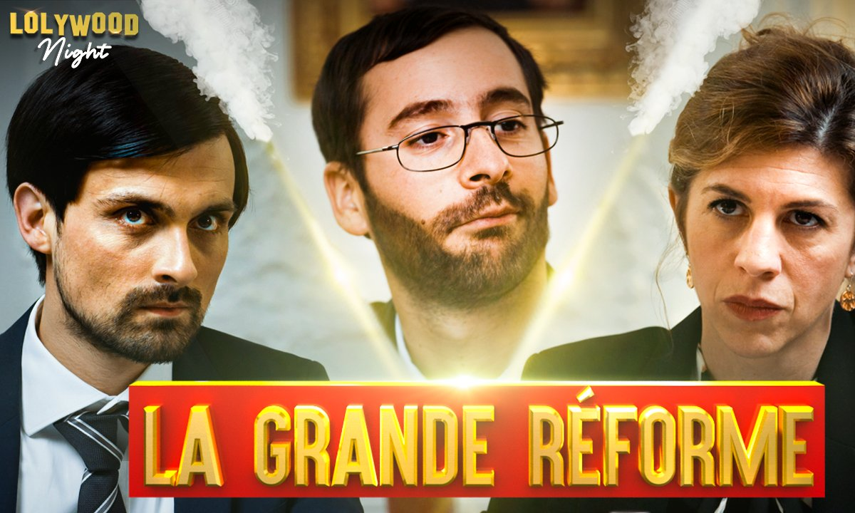 La Grande réforme qui va faire rêver la France