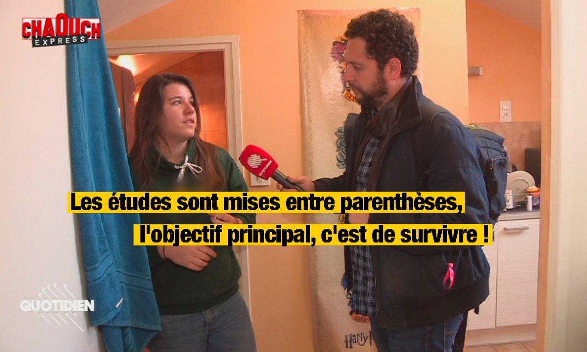 Chaouch Express : rassemblements partout en France après l'immolation d'un étudiant
