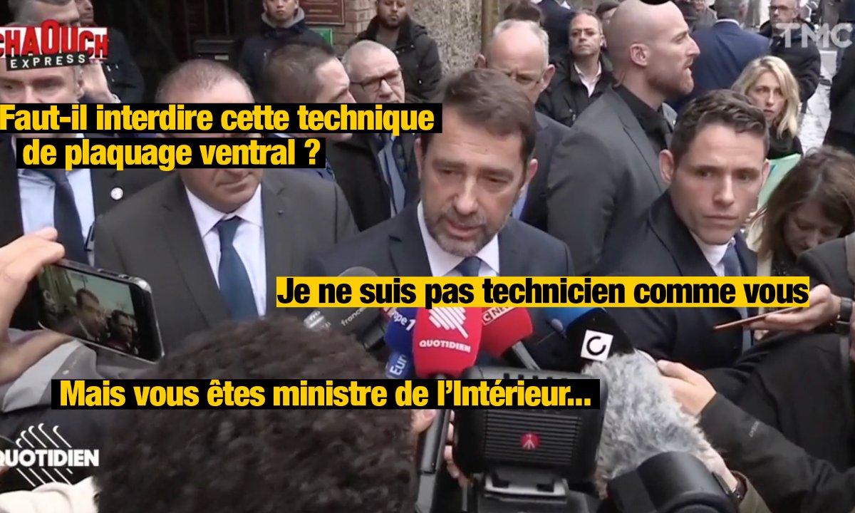 """Chaouch Express : après la mort de Cédric Chouviat, le """"plaquage ventral"""" en question"""